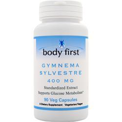 Body First Gymnema Sylvestre (400mg) 90 vcaps
