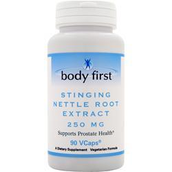 Body First Stinging Nettle Root Extract (250mg) 90 vcaps