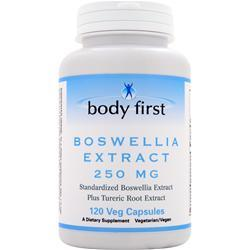 Body First Boswellia Extract (250mg) 120 vcaps