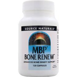 Source Naturals MBP Bone Renew 120 caps