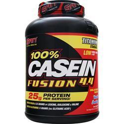 SAN 100% Casein Fusion Vanilla Pudding 4.37 lbs