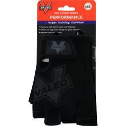 Valeo Performance Lifting Gloves Black (L) 2 glove