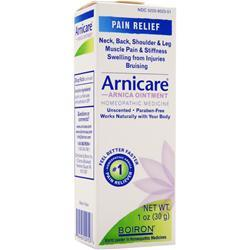 Boiron Pain Relief - Arnicare Ointment 1 oz