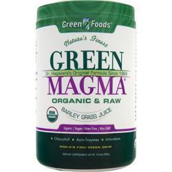 Green Foods Green Magma - Barley Grass Juice Powder 10.6 oz