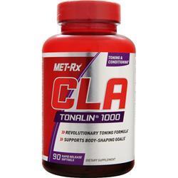 Met-Rx CLA - Tonalin 1000 90 sgels