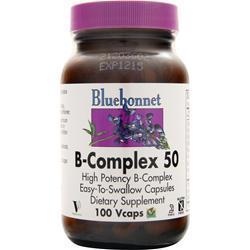 Bluebonnet B-Complex 50 100 vcaps