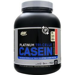 Optimum Nutrition Platinum Tri Celle Casein Protein On