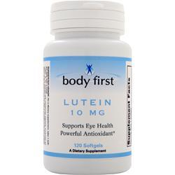 Body First Lutein (10mg) 120 sgels