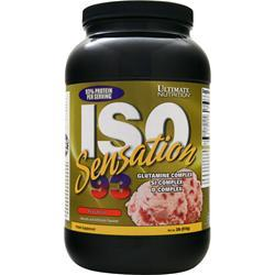 Ultimate Nutrition Iso Sensation 93 Strawberry 2 lbs