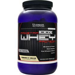 Ultimate Nutrition ProStar 100% Whey Protein Cookies N' Cream 2 lbs