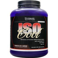 Ultimate Nutrition Iso Cool Chocolate Creme 5 lbs
