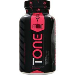 FitMiss Tone - Women's StimFree Midsection Fat Metabolizer 60 caps