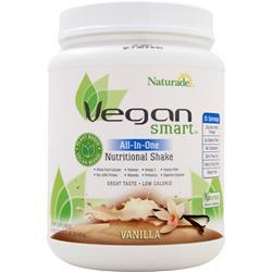 Naturade Vegan Smart All-In-One Vanilla 645 grams