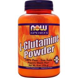 Now L-Glutamine Powder 170 grams