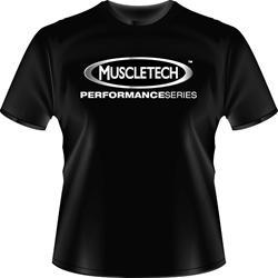 Muscletech Performance Series T-Shirt Black - XL 1 shirt