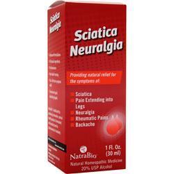 Natrabio Sciatica Neuralgia 1 fl.oz