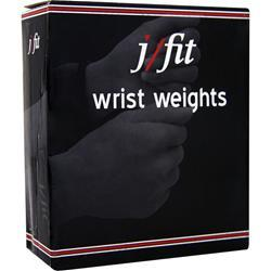J-Fit Wrist Weights 2 pack