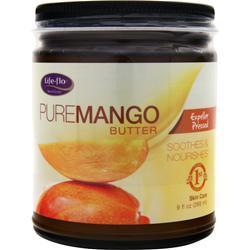 Life-Flo Pure Mango Butter 9 fl.oz