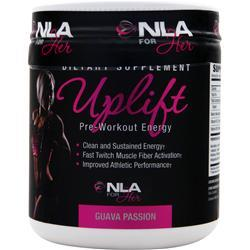 NLA For Her Uplift - Pre Workout Energy Guava Passion Original 300 grams
