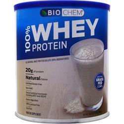 Biochem 100% Whey Protein - All Natural Natural Flavor 699 grams