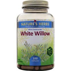 Nature's Herbs White Willow 100 caps