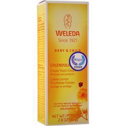 Weleda Baby & Child - Calendula Diaper Rash Cream 2.8 oz