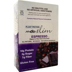 Nugo Nutrition Slim Vegan Bar Espresso 12 bars