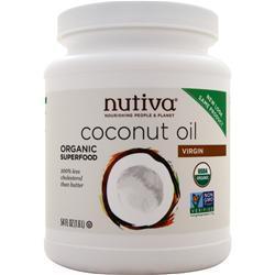 Nutiva Organic Virgin Coconut Oil Liquid 54 fl.oz