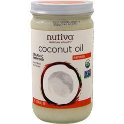 Nutiva Coconut Oil Refined 23 fl.oz