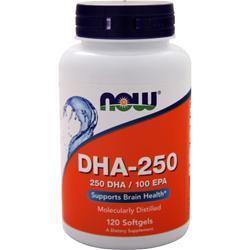 Now DHA-250 120 sgels