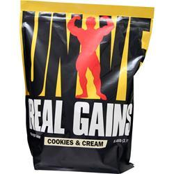 Universal Nutrition Real Gains Cookies and Cream 6.85 lbs
