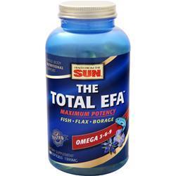 Health From The Sun The Total EFA Maximum Omega 3-6-9 180 sgels