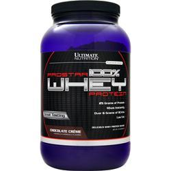 Ultimate Nutrition ProStar Whey Protein (Buy 1 get 1 Free) Cocoa Mocha 4 lbs