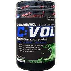 Allmax Nutrition C:Vol (CreMAGnaVol Powder) Coconut Lime Mojito 375 grams