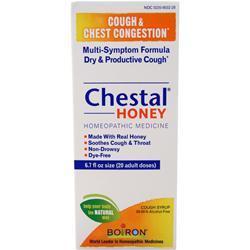Boiron Cough & Chest Congestion - Chestal Honey 6.7 fl.oz