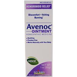 Boiron Hemorrhoid Relief - Avenoc Ointment 1 fl.oz
