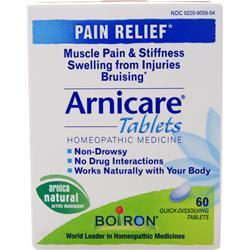 Boiron Pain Relief - Arnicare 60 tabs