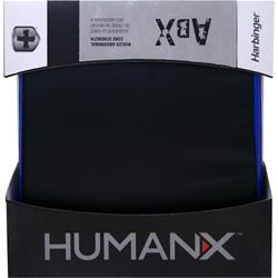 Harbinger HumanX - AbX Ab Mat Black/Blue 1 unit