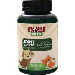Now Pets Joint Support for Dogs/Cats 90 tabs