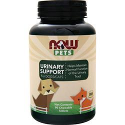 Now Pets Urinary Support for Dogs/Cats 90 tabs