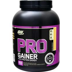 Optimum Nutrition Pro Gainer - High Protein Gainer Banana Cream Pie 5.08 lbs