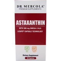 Dr. Mercola Astaxanthin (4mg) 90 caps