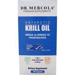 Dr. Mercola Antarctic Krill Oil 180 caps