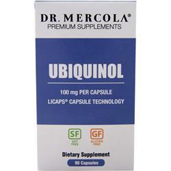 Dr. Mercola Ubiquinol (100mg) 90 caps