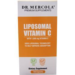 Dr. Mercola Liposomal Vitamin C (1000mg) 180 caps