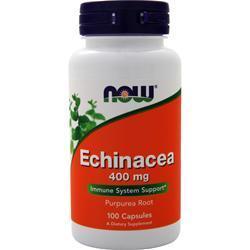 Now Echinacea Purpurea Root 100 vcaps