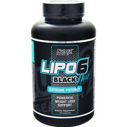 Nutrex Research Lipo-6 Black Hers Extreme Potency 120 caps