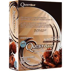 Quest Nutrition Quest Bar Double Chocolate Chunk 12 bars