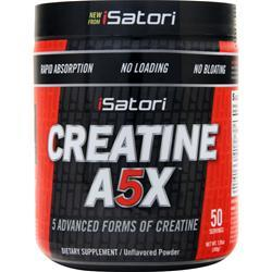 Isatori Creatine A5X Unflavored 200 grams
