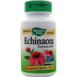 Nature's Way Echinacea Purpurea 100 caps